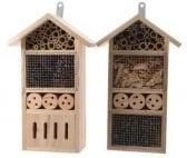 Decoris insectenhuis vlinders/insecten, 33 cm