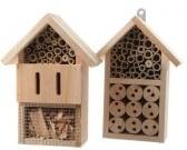Decoris insectenhuis vlinders/lieveheersbeestjes, 24 cm