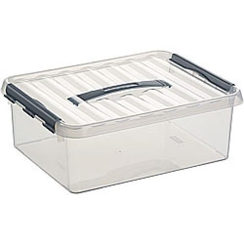 Sunware Q-line Box 12 ltr