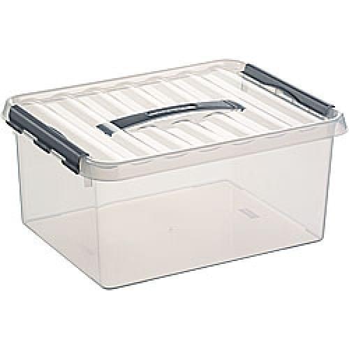 Sunware Q-line Box 15 ltr