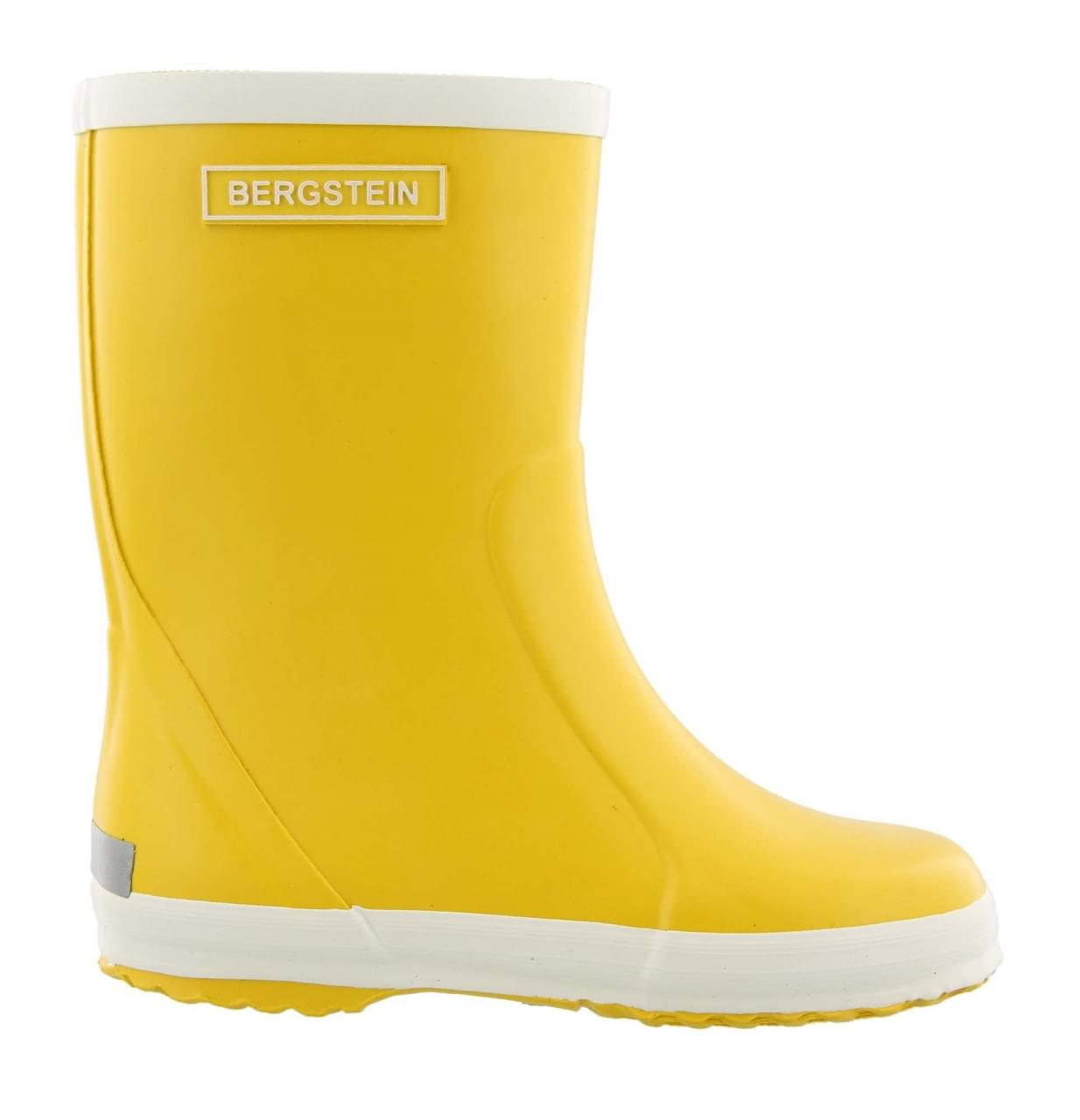 Bergstein Rainboot Junior Geel
