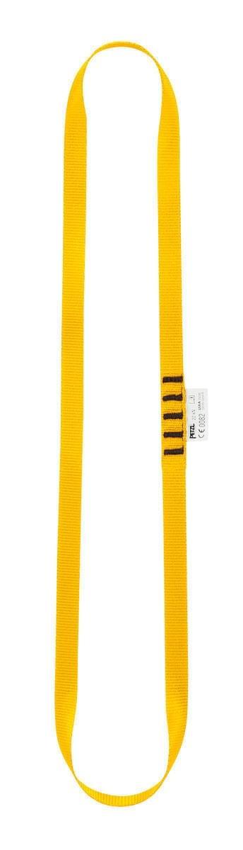 Petzl Anneau 60 cm Yellow