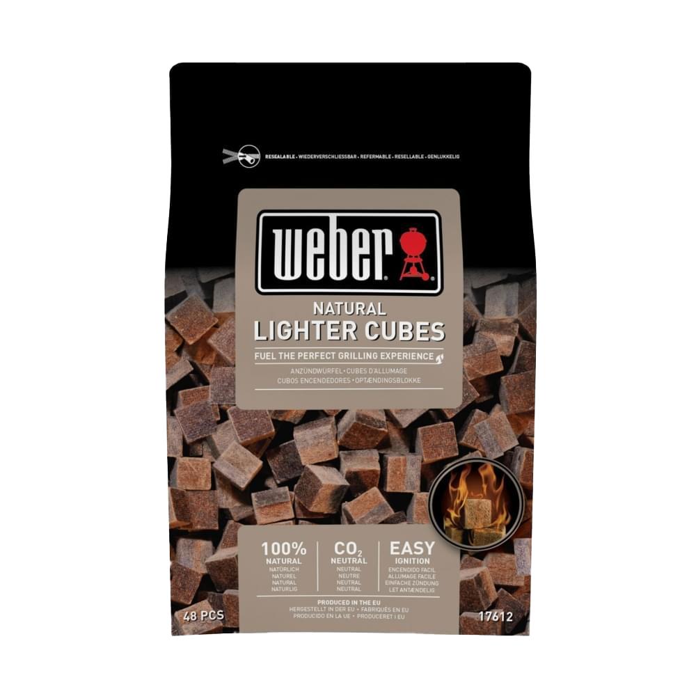 Weber Aanmaakblokjes 48 stuks