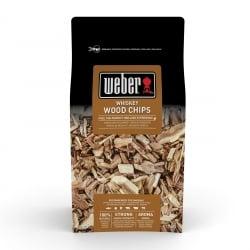 Weber Houtsnippers Whiskey Oak