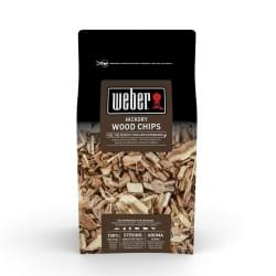 Weber Houtsnippers Hickory