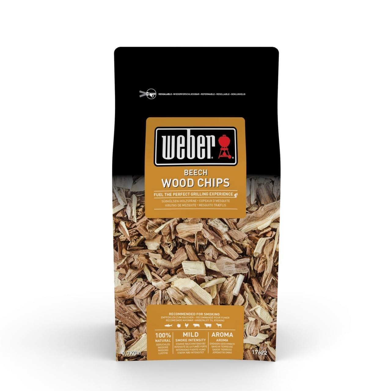 Weber Houtsnippers Beech