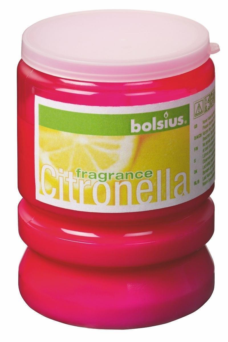 Bolsius Partylight Citronella Fuchsia