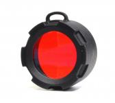 Olight filter rood M20 Serie