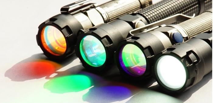 Olight Kleur Filter M20 Serie