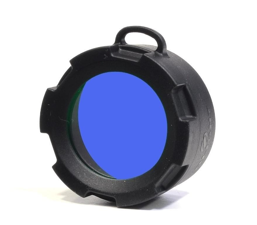 Olight Filter Blauw M10, M18, S10, S15, s20