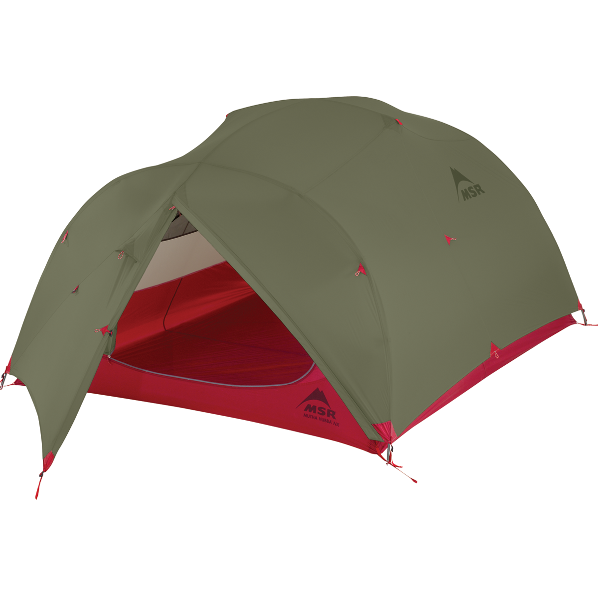 MSR Mutha Hubba NX - 3 Persoons Tent - Groen