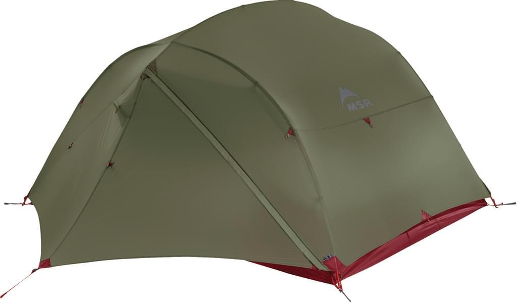 MSR Mutha Hubba NX 3 persoons tent Green