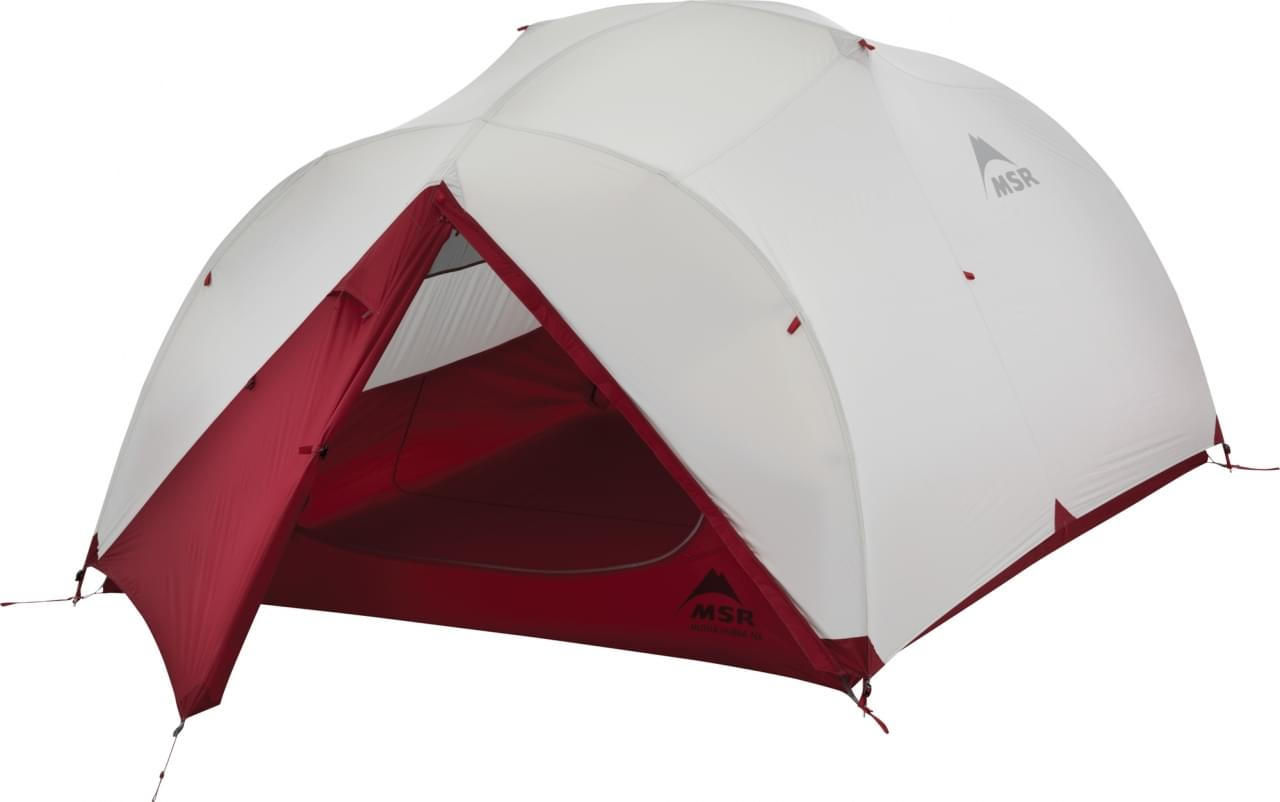 MSR Mutha Hubba NX - 3 Persoons Tent - Grijs