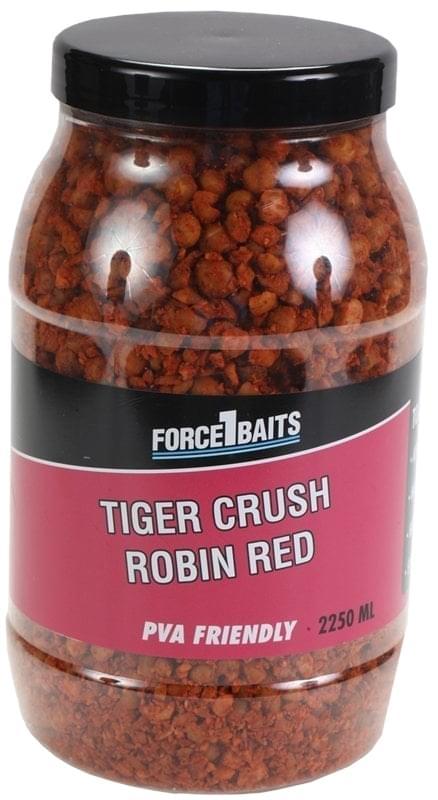 Force1Baits Bait Seeds 2250ml. tiger crush robi