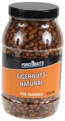 Force1Baits Bait Seeds 2250ml. tigernuts natura