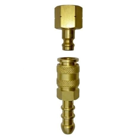 Cadac Wartel 1/4 Li x Snelkoppeling