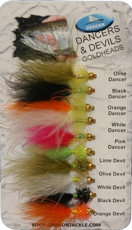 Dragon Std Fly Selection - Dancer & Devils