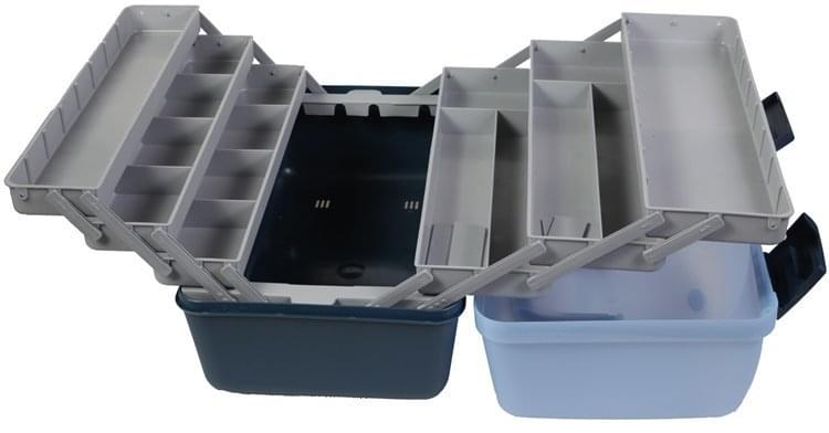 LFT Cantiliver Tackle Box 6-Tray
