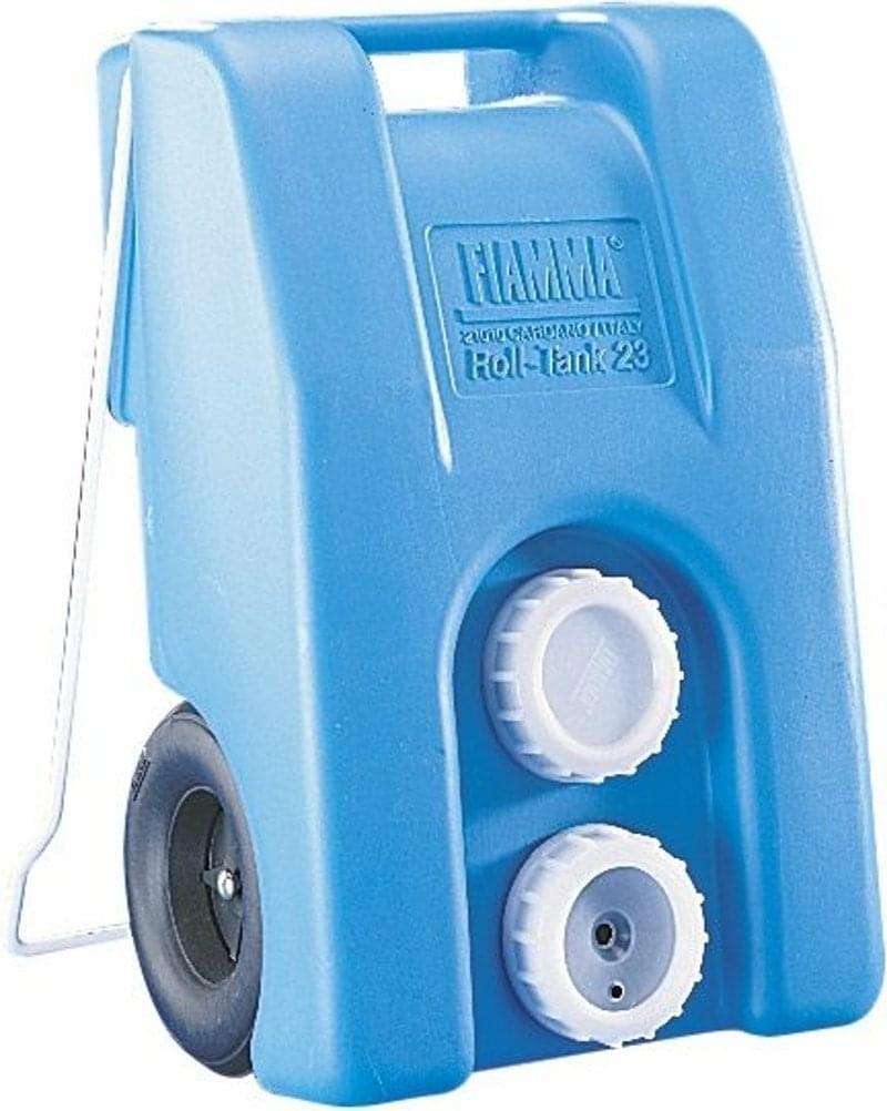 Fiamma Roltank Schoonwater 23 Liter Blauw