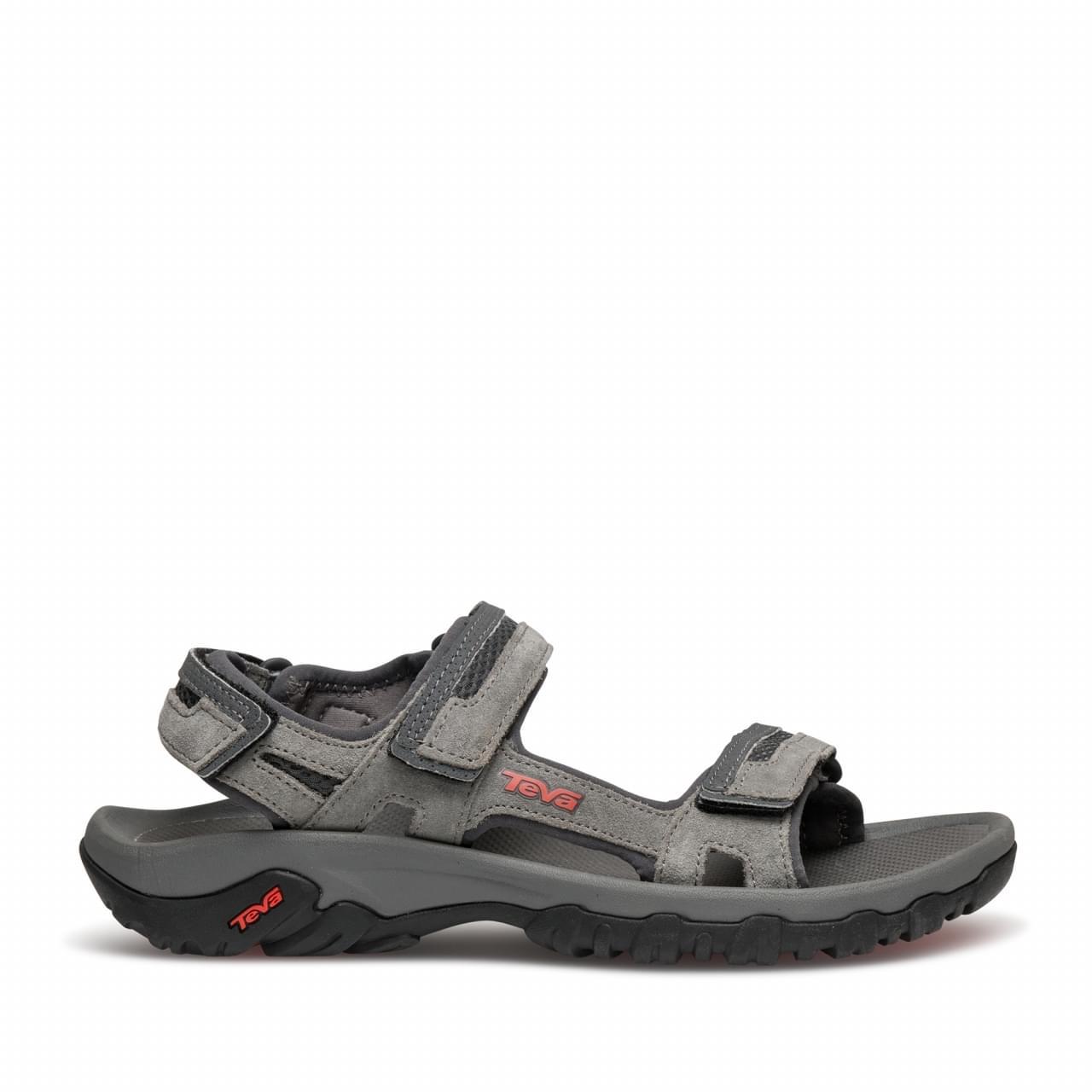 Een comfortabele sandaal waar je prima een lekkere wandeling op kan maken. dan ben je bij deze teva aan het ...