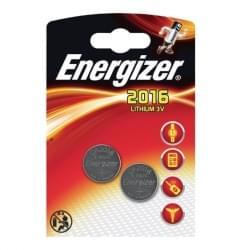Energizer CR2016 Lithium Batterijen