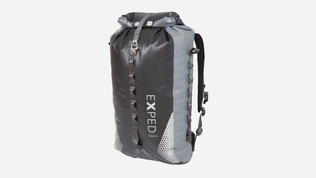 Exped Torrent 40 black-grey