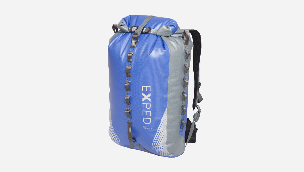 Exped Torrent 30 blue-grey
