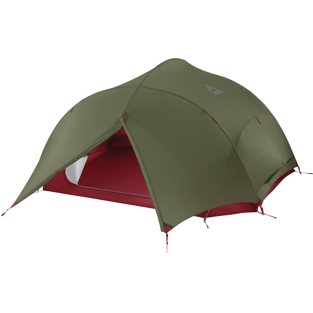 MSR Papa Hubba NX - 4 Persoons Tent