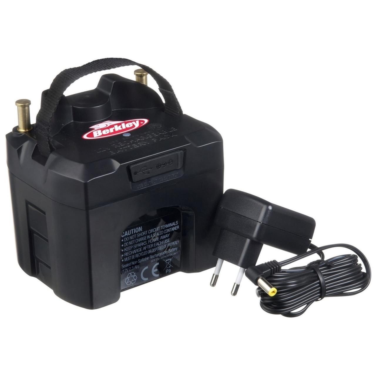 Berkley Fishing Gear Battery System