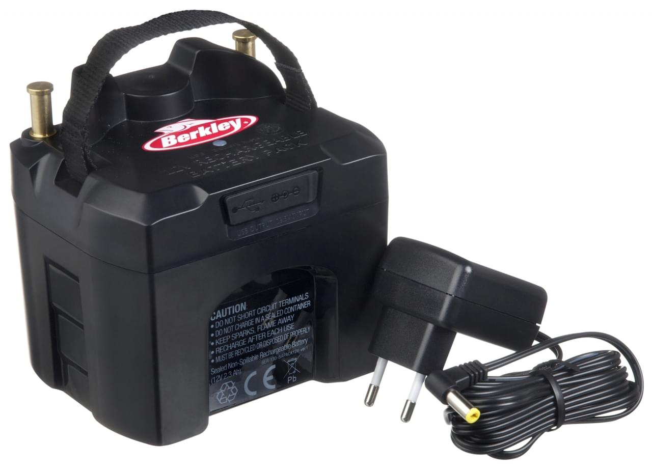 Berkley 2.3 Amps Fishin Gear Battery System