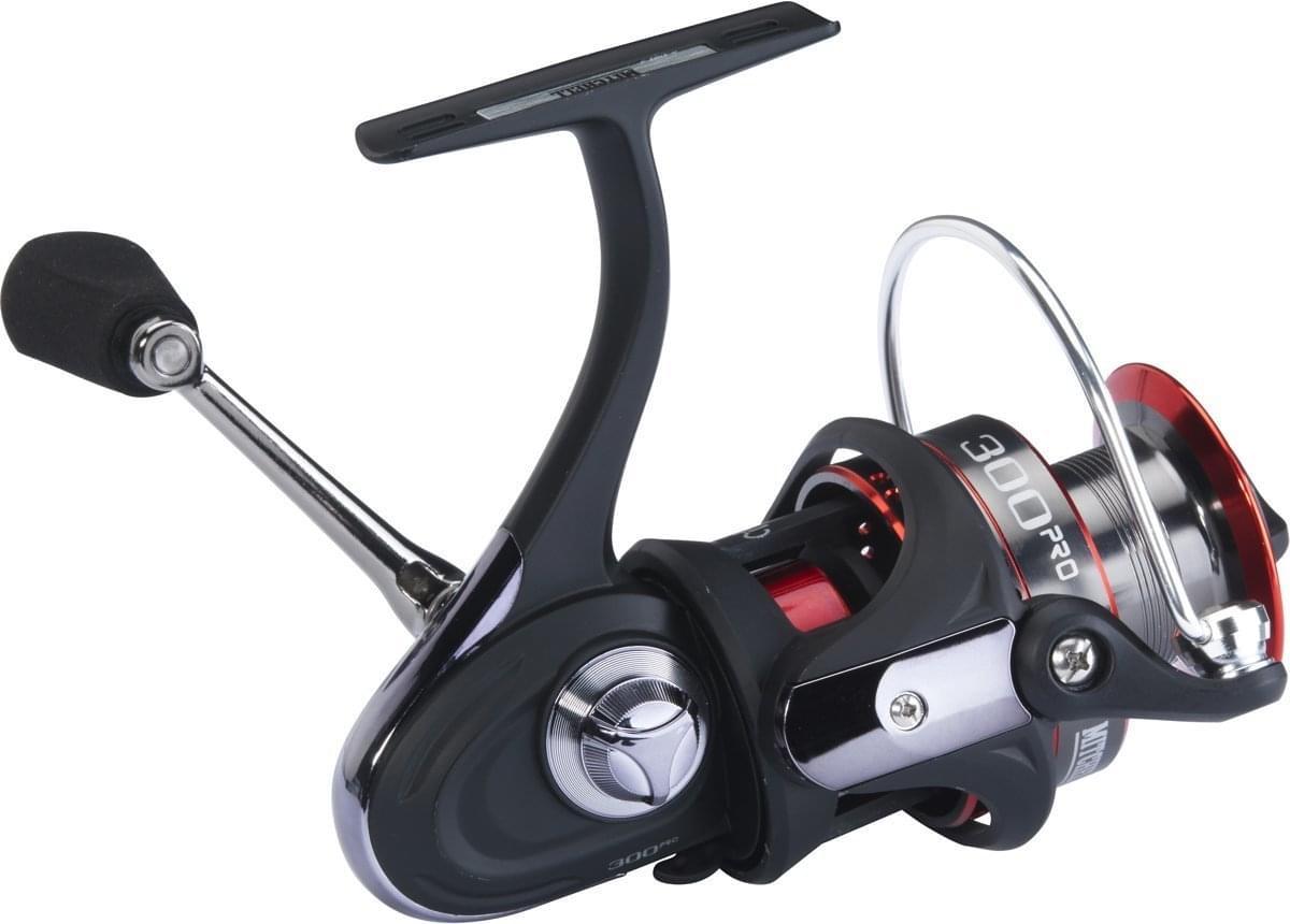 Mitchell 300 Pro Molen Slip Voorop