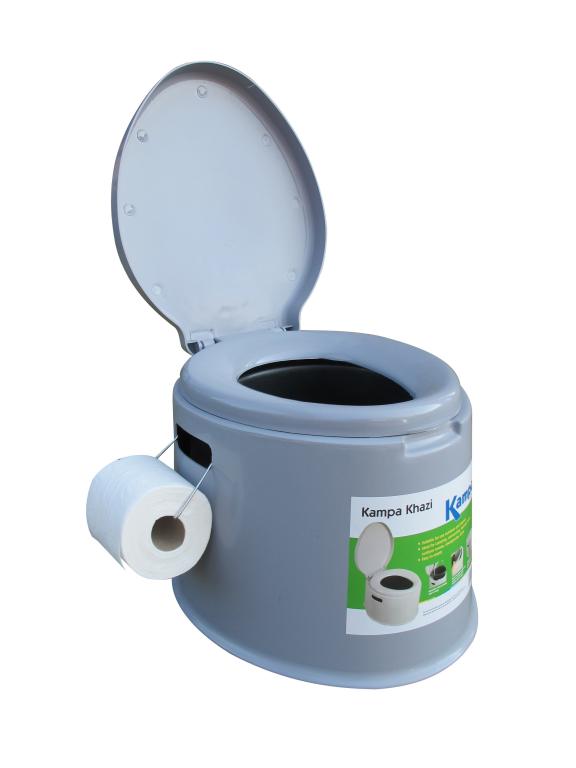 kampa khazi portable toilet. Black Bedroom Furniture Sets. Home Design Ideas