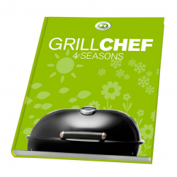Outdoorchef Kookboek GRILLCHEF 4- SEASONS