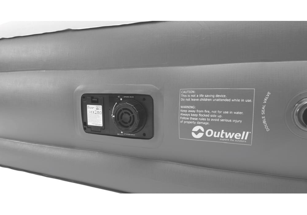 Outwell Bed superior single pump