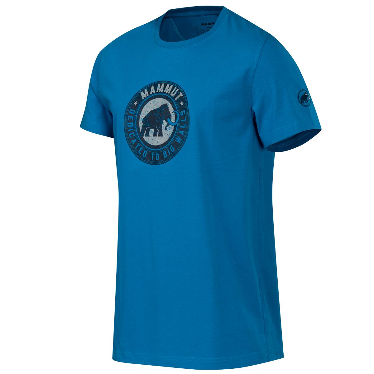 Mammut Vintage T-Shirt Men dark cyan.M