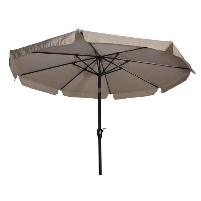 Lesli Living Parasol Libra Ecru �3mtr