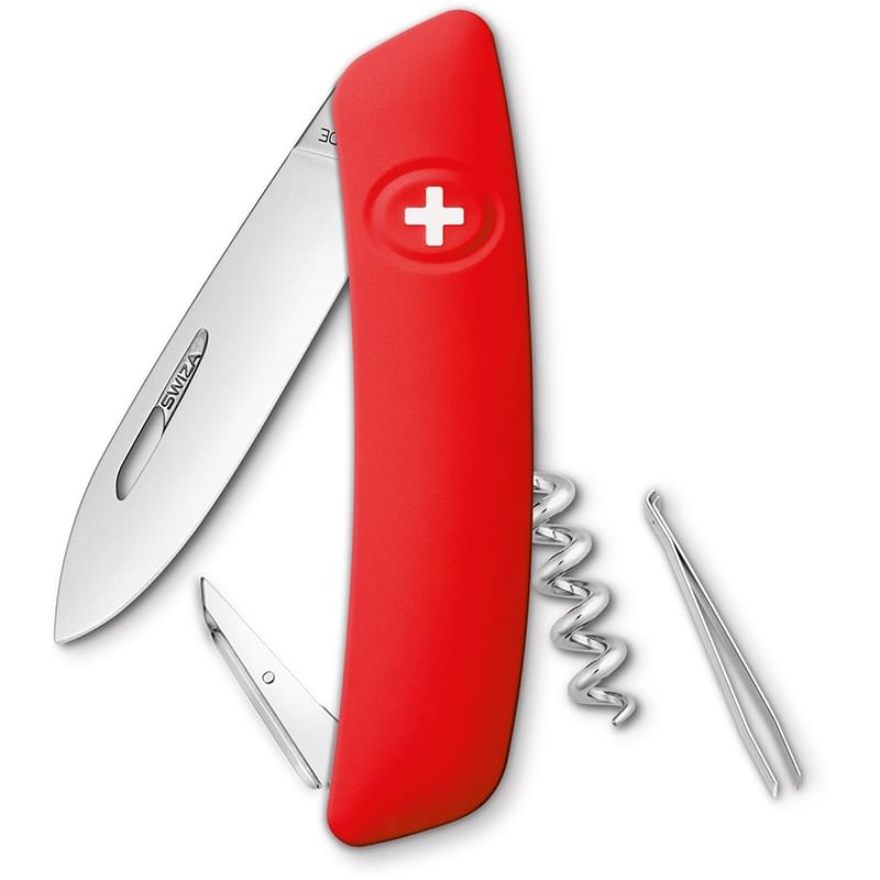 Swiza Knife D01 Red
