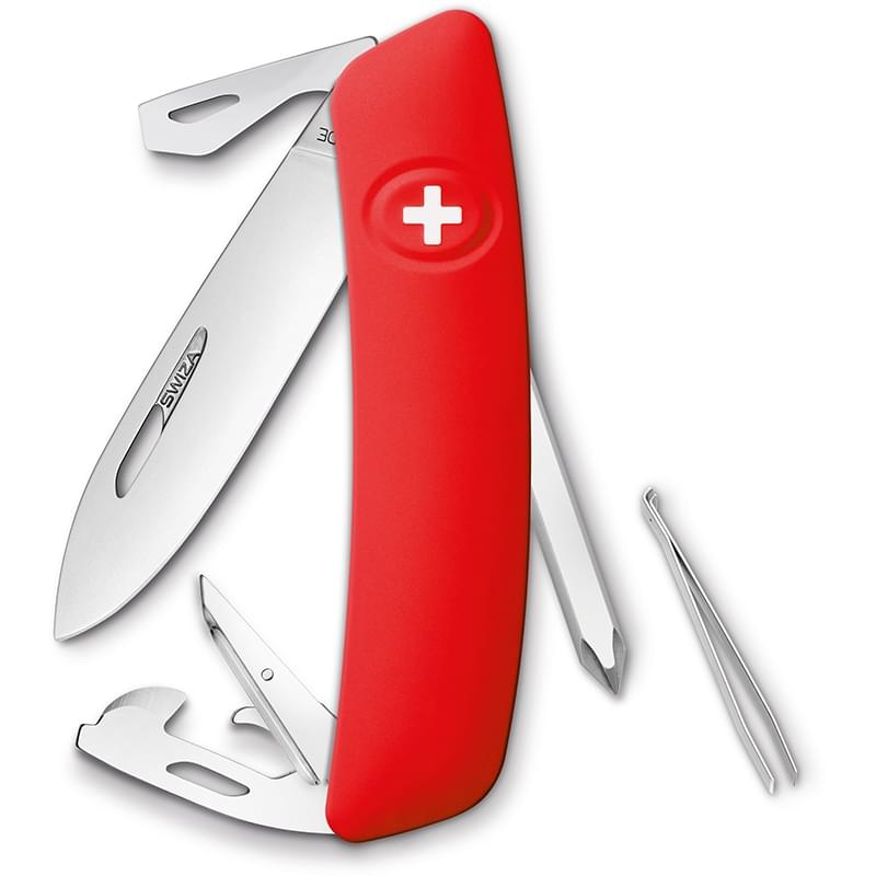 Swiza Knife D04 Red