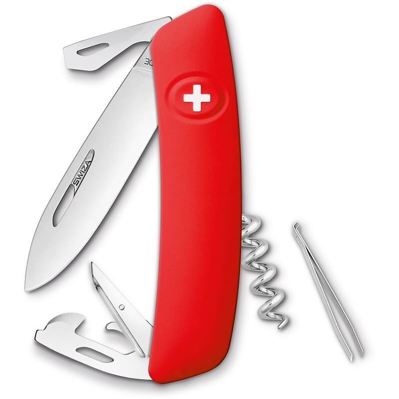 Swiza Knife D03 Red