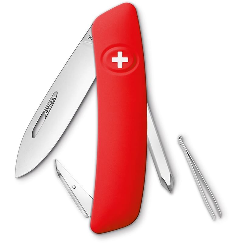 Swiza Knife D02 Red