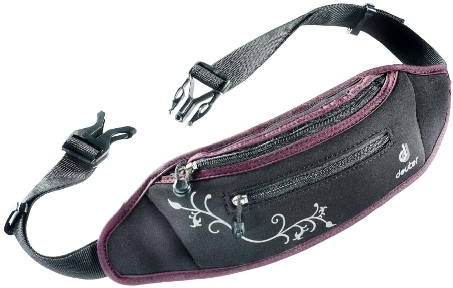 Deuter Neo Belt I black aubergine