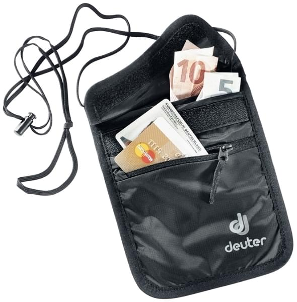 Deuter Security Wallet II black