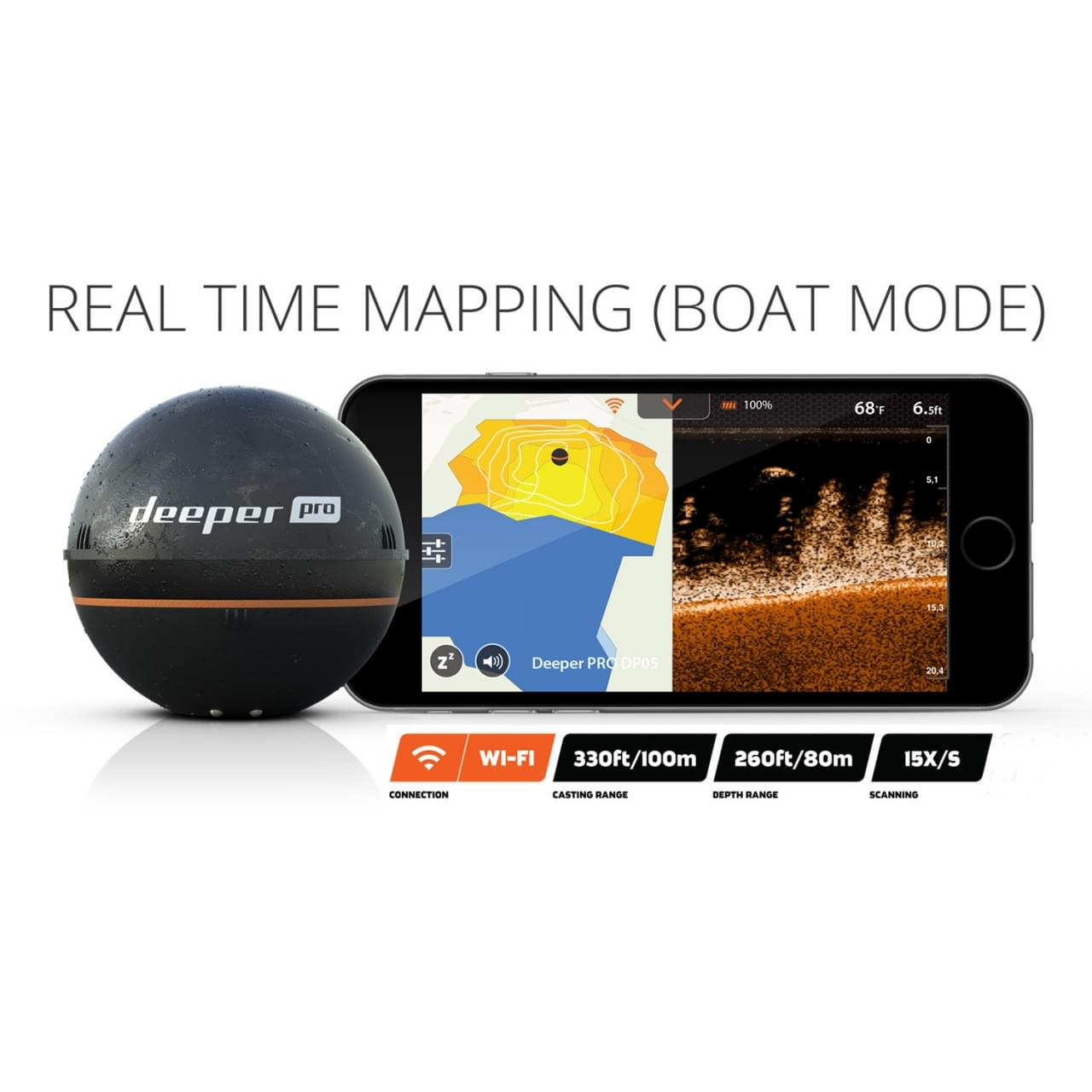 Deeper Fish Finder Pro