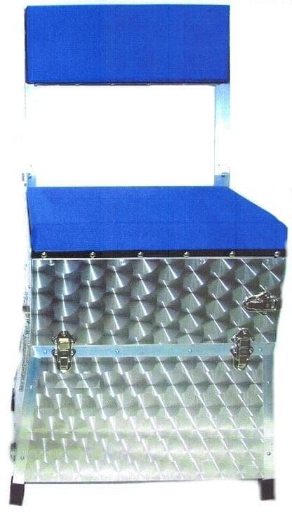 LFT Aluminium Zitmand