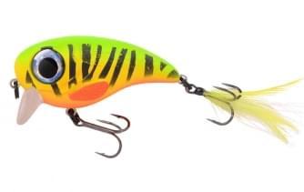 Spro Fat iris 60  Fire tiger 17gr