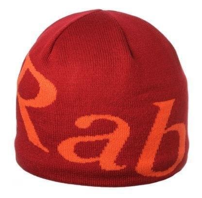 RAB Rab Logo Beanie Red