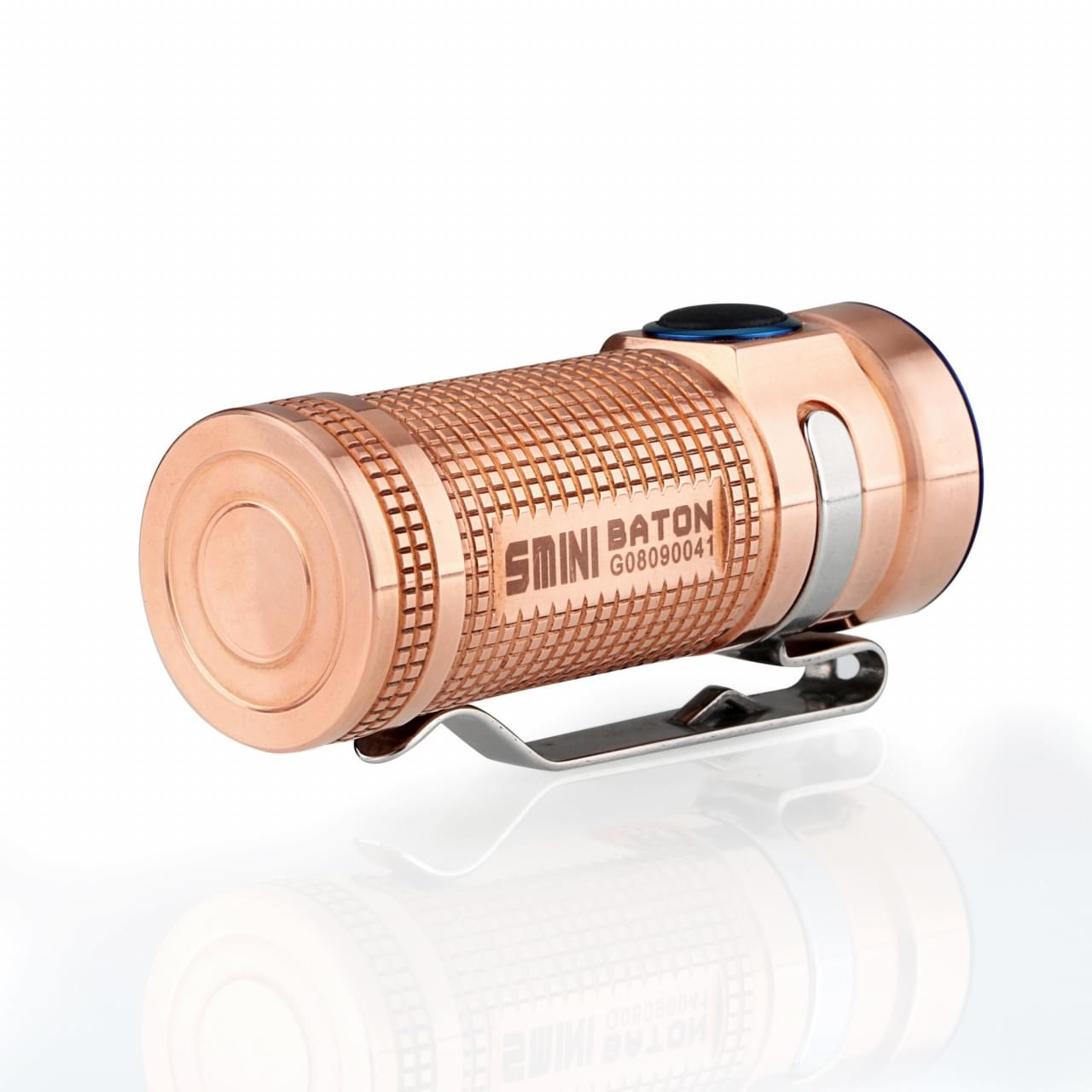 Olight Olight SMINI Limited edition Raw Co