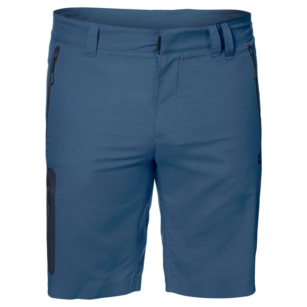 JACK WOLFSKIN softshell-short »ACTIVE TRACK SHORTS MEN«