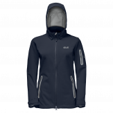 Jack Wolfskin Central Valley Softshell Dames