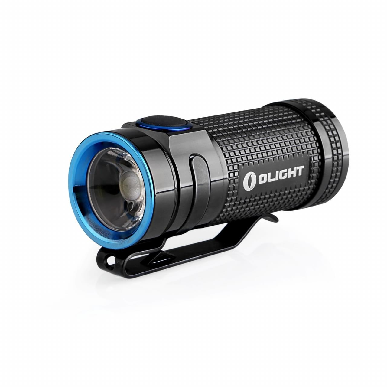 Olight SMINI Baton CU - Black Onyx Limited edition
